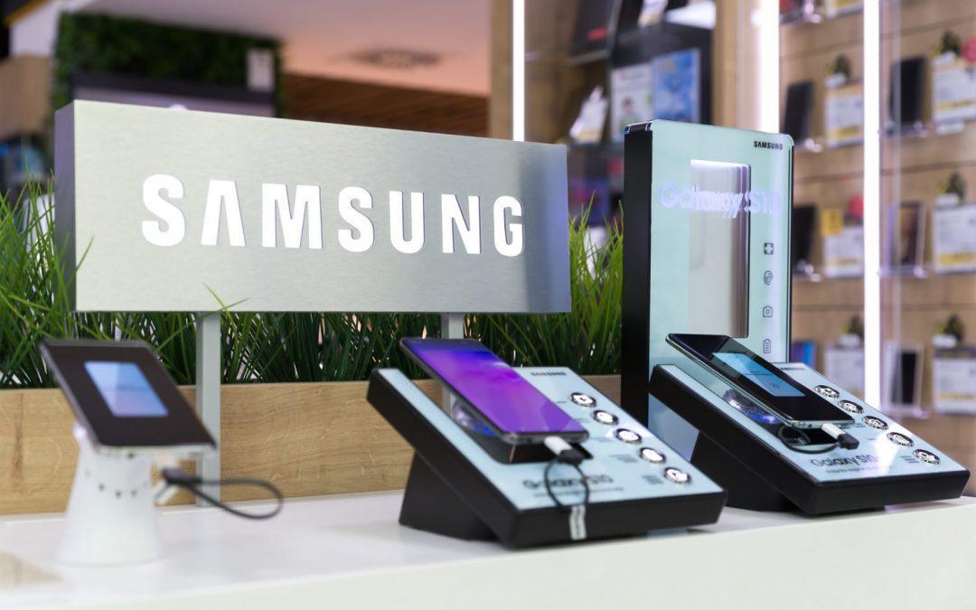Los teléfonos inteligentes Samsung Galaxy ahora admiten la cadena de bloques Stellar