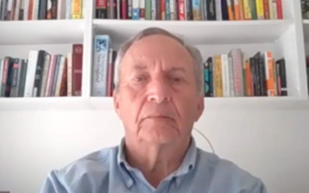 El exsecretario del Tesoro de EE. UU., Larry Summers, espera 'una tonelada de innovación' en torno a las monedas estables